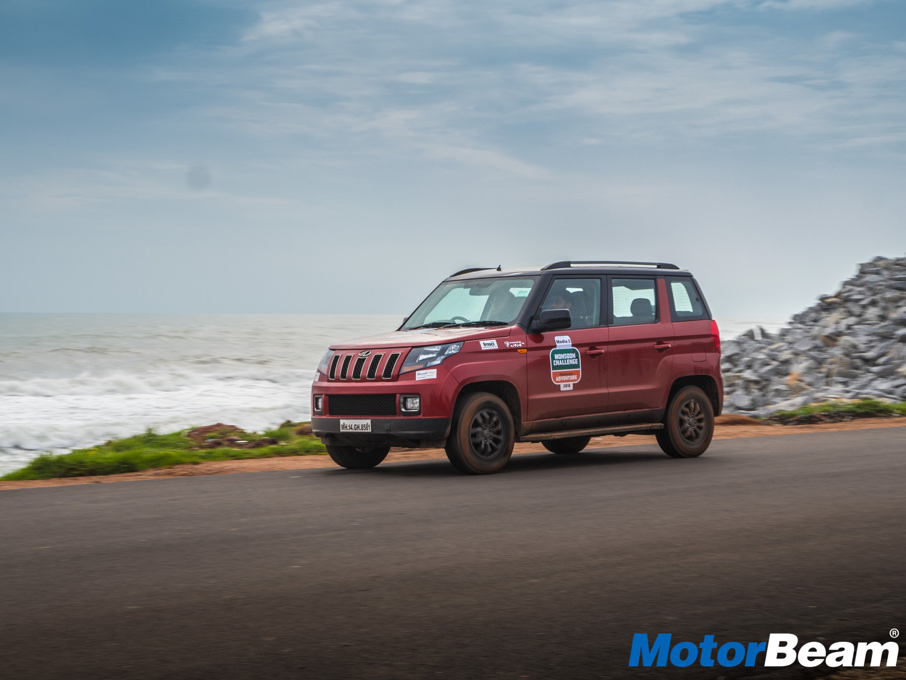 2018 Mahindra Monsoon TSD Rally