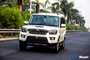 2018 Mahindra Scorpio Facelift Review Test Drive