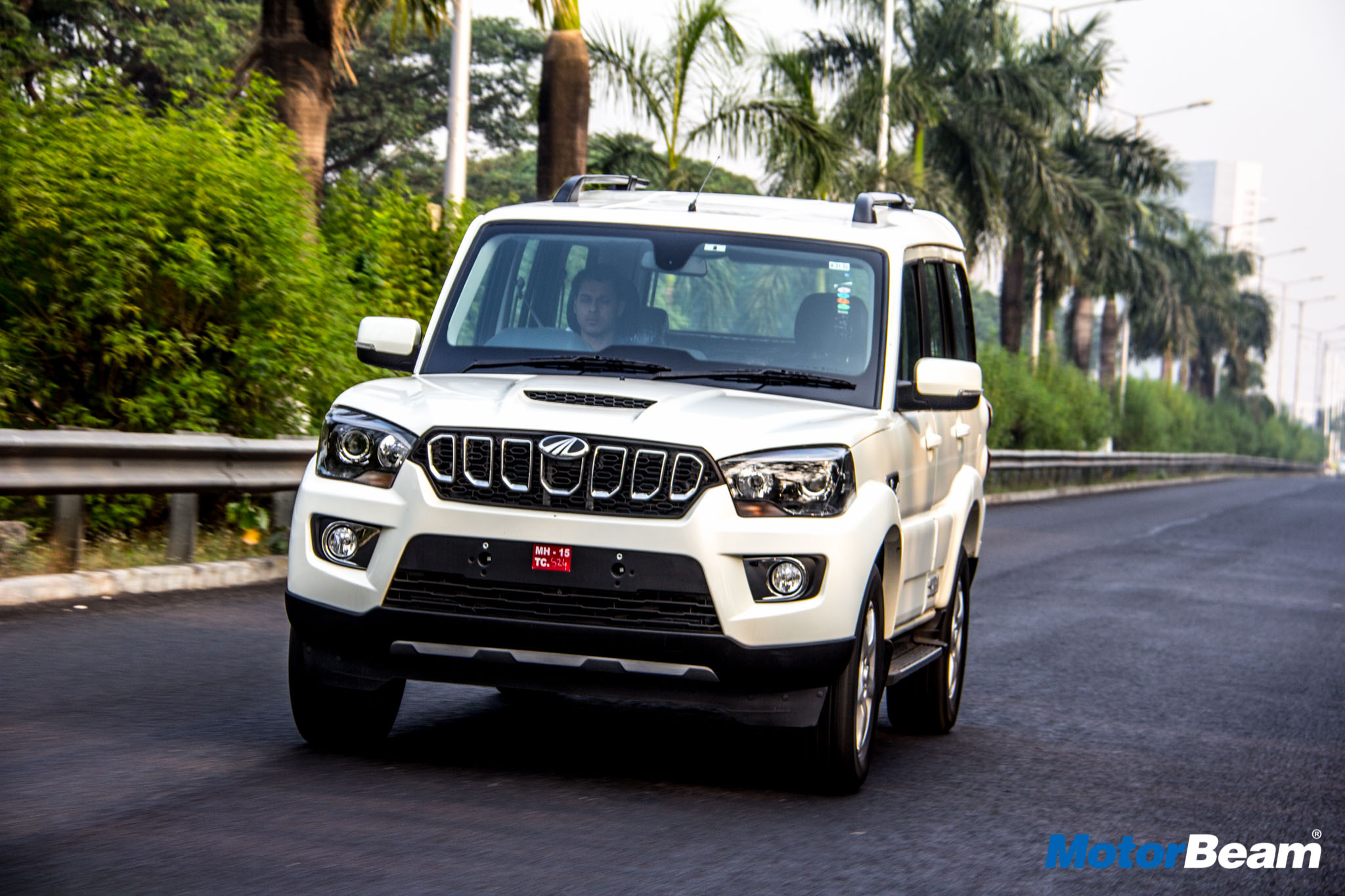 2018 Mahindra Scorpio Facelift Test Drive Review Auto