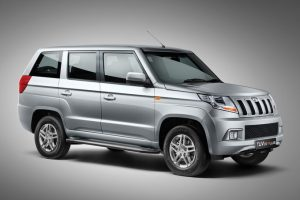 2018 Mahindra TUV300 Plus Launched, Priced At Rs. 9.47 Lakhs