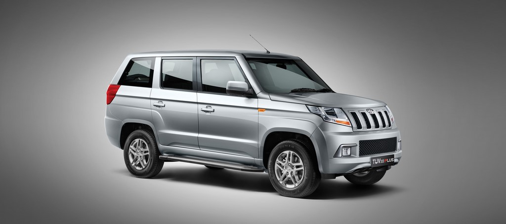 2018 Mahindra TUV300 Plus Price