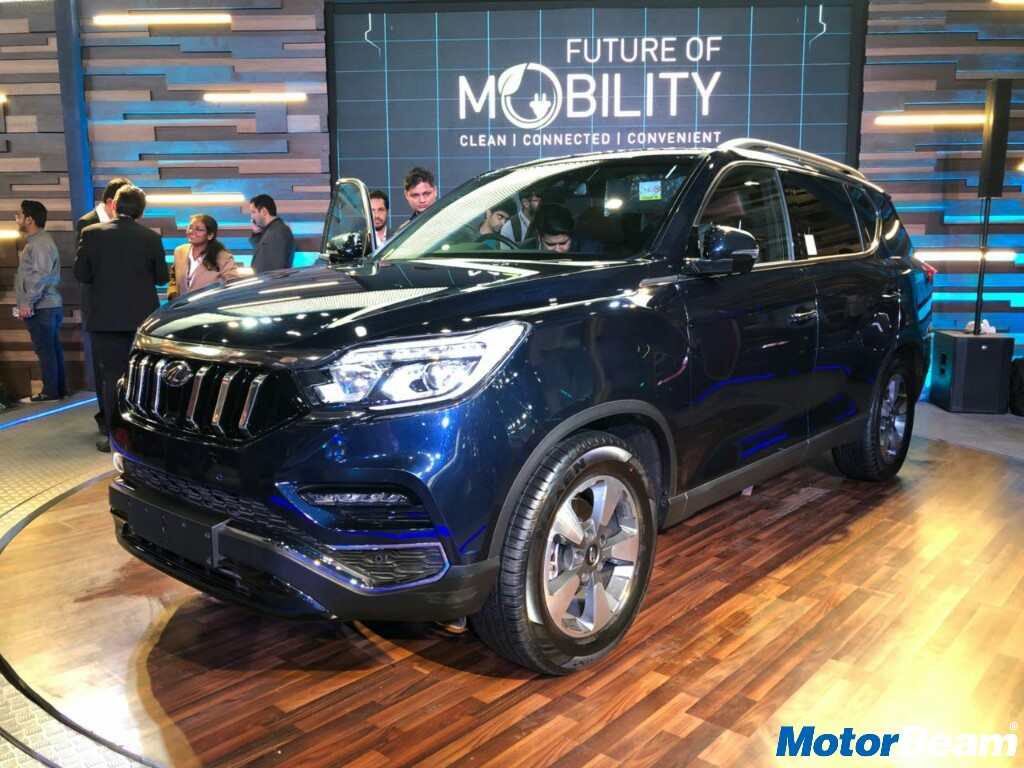 Mahindra new car photo and price in india 2020