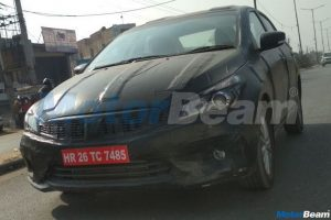 2018 Maruti Ciaz Facelift Front