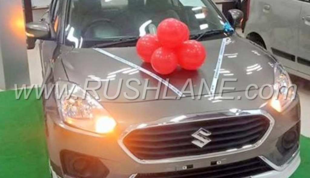 2018 Maruti Dzire Special Edition Features