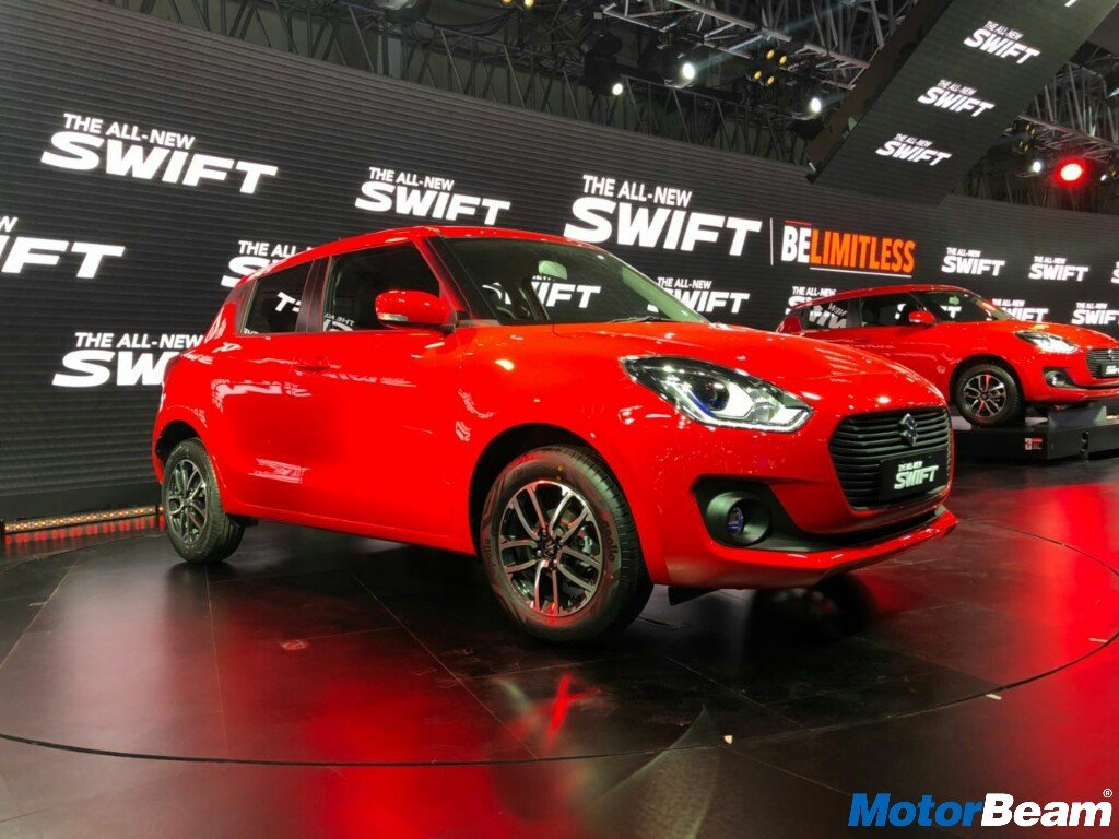 2018 Maruti Swift 3