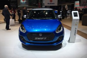 2018 Maruti Swift Front
