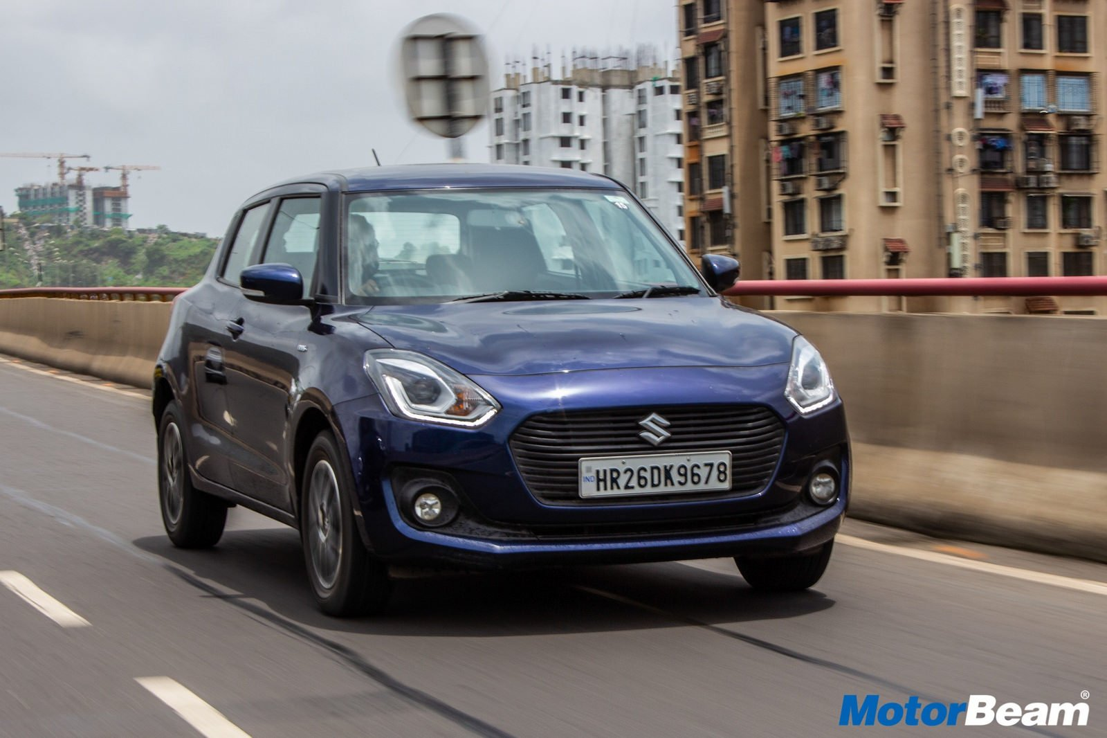 2018 Maruti Swift Long Term