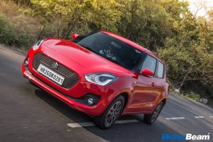 2018 Maruti Swift Test Drive