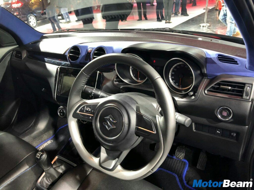 Maruti Swift Accessories With Prices Revealed | MotorBeam