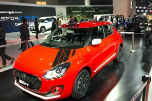 2018 Maruti Swift iCreate 5