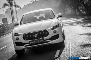 2018 Maserati Levante Review Test Drive