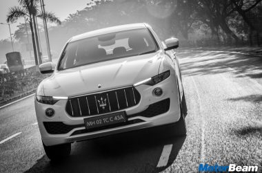 2018 Maserati Levante Test Drive Review