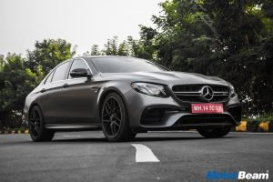 2018 Mercedes-AMG E63s Review