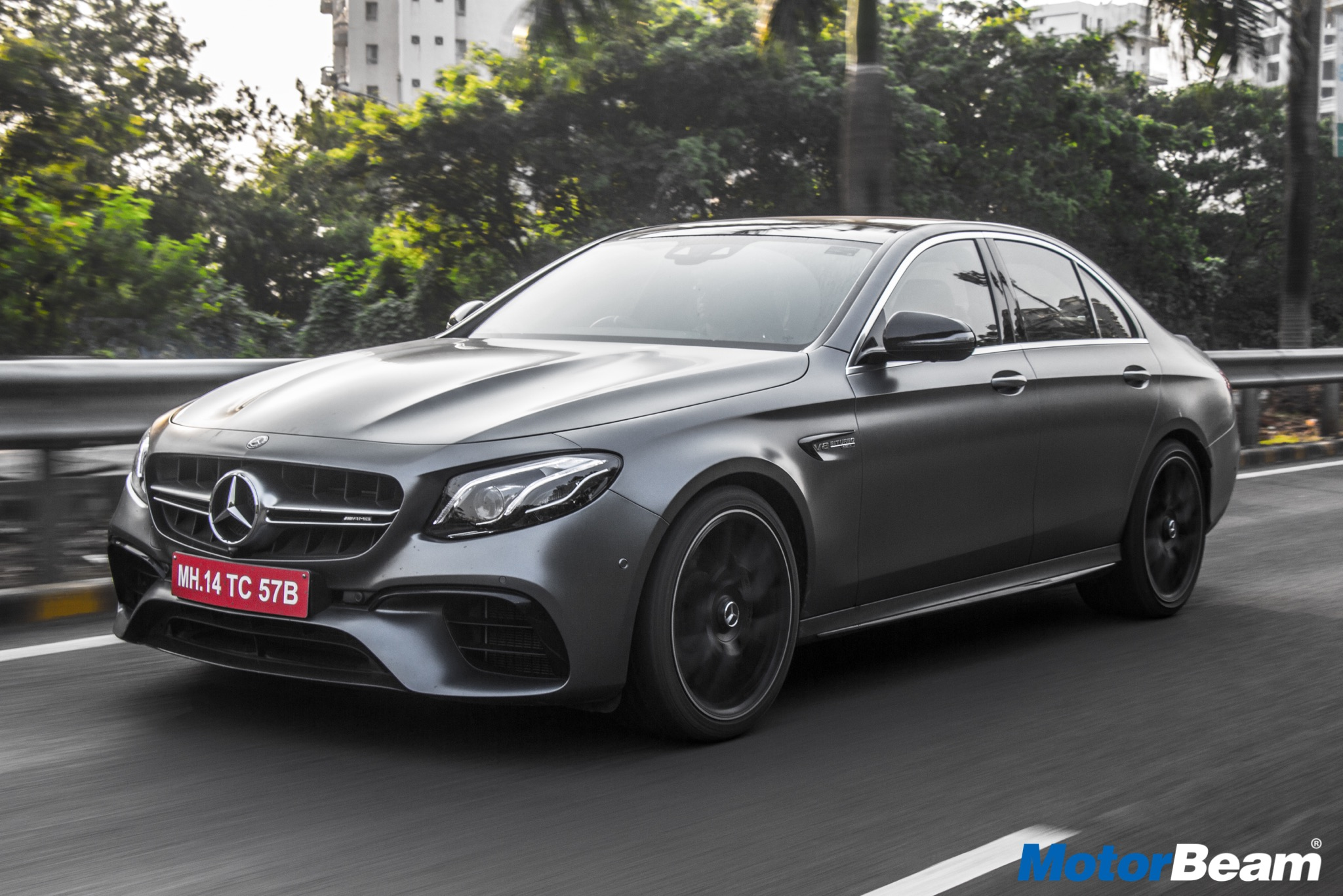 2018 Mercedes-AMG E63s Test Drive Review