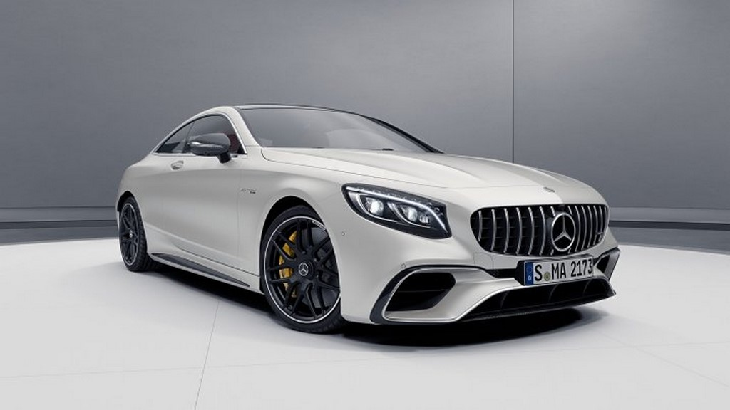 2018 Mercedes AMG S63 4Matic+ Coupe Price