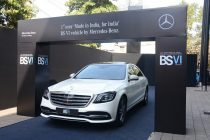 2018 Mercedes-Benz S-Class Made-in-India