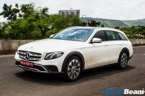 2018 Mercedes E-Class All-Terrain Review Test Drive