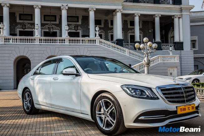 2018 Mercedes S-Class Review