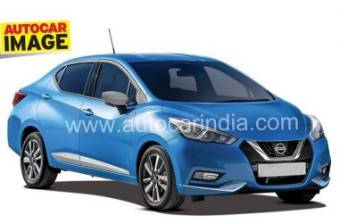 Next Generation Nissan Sunny India Launch In 2018