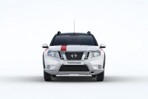 2018 Nissan Terrano SPORT Front