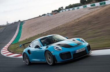 Porsche 911 GT2 RS Launched, Priced At Rs. 3.88 Crores