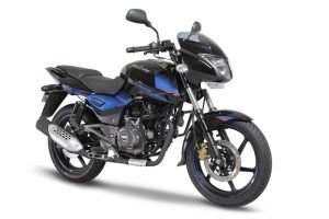 2018 Pulsar 150 Twin Disc Front
