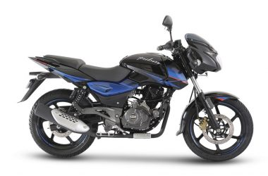 2018 Pulsar 150 Twin Disc Launched, Priced At Rs. 78,016/-