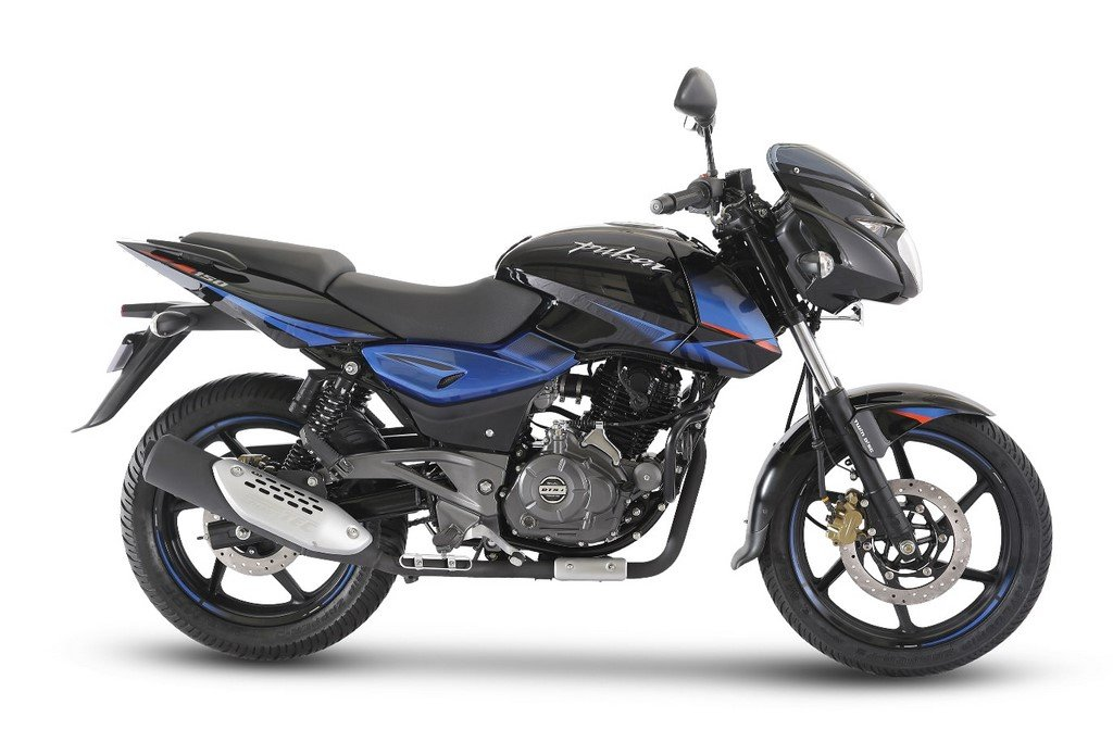 2018 Pulsar 150 Twin Disc Side
