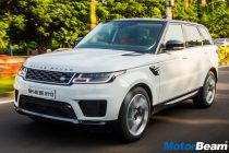 2018 Range Rover Sport Review Test Drive