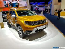2018 Renault Duster Front And Side