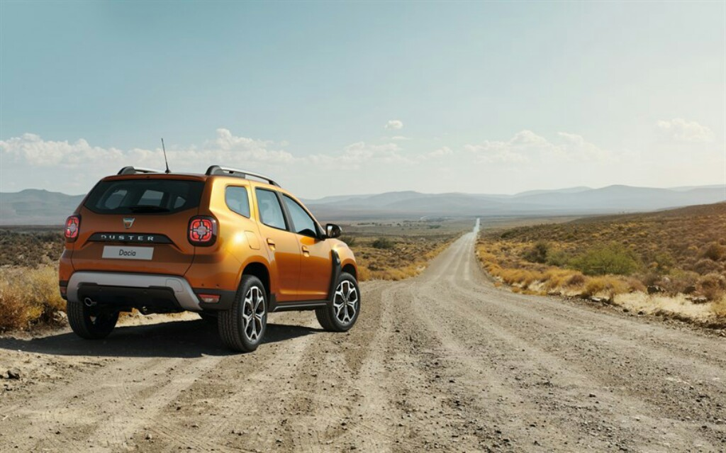 2018 Renault Duster India
