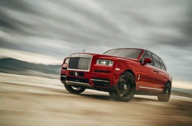2018 Rolls-Royce Cullinan Performance