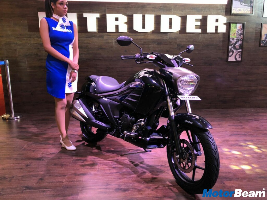 Suzuki Intruder Fi Price Is Rs 1 06 Lakhs Motorbeam