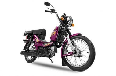 2018 TVS XL 100 i-Touch Start Price