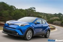 2018 Toyota C-HR Test Drive Review