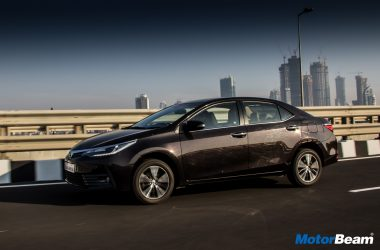 2018 Toyota Corolla Altis Test Drive Review