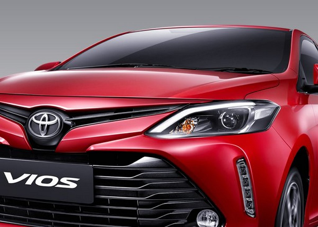 2018 Toyota Vios Front