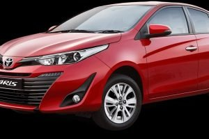 2018 Toyota Yaris Specifications
