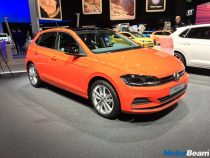 2018 Volkswagen Polo Front And Side