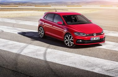 2018 Volkswagen Polo GTI Front