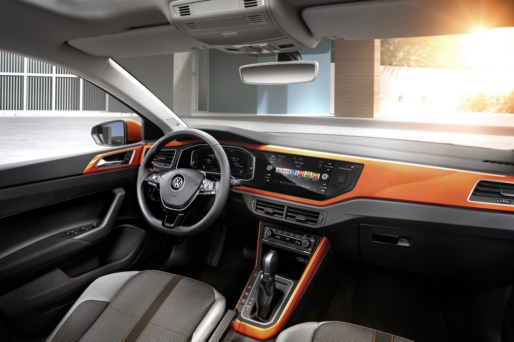 2018 Volkswagen Polo Interiors