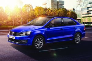 2018 Volkswagen Vento Connect Front