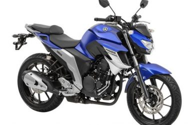 FZ25 Launched As Fazer 250 In Brazil With ABS, More Power