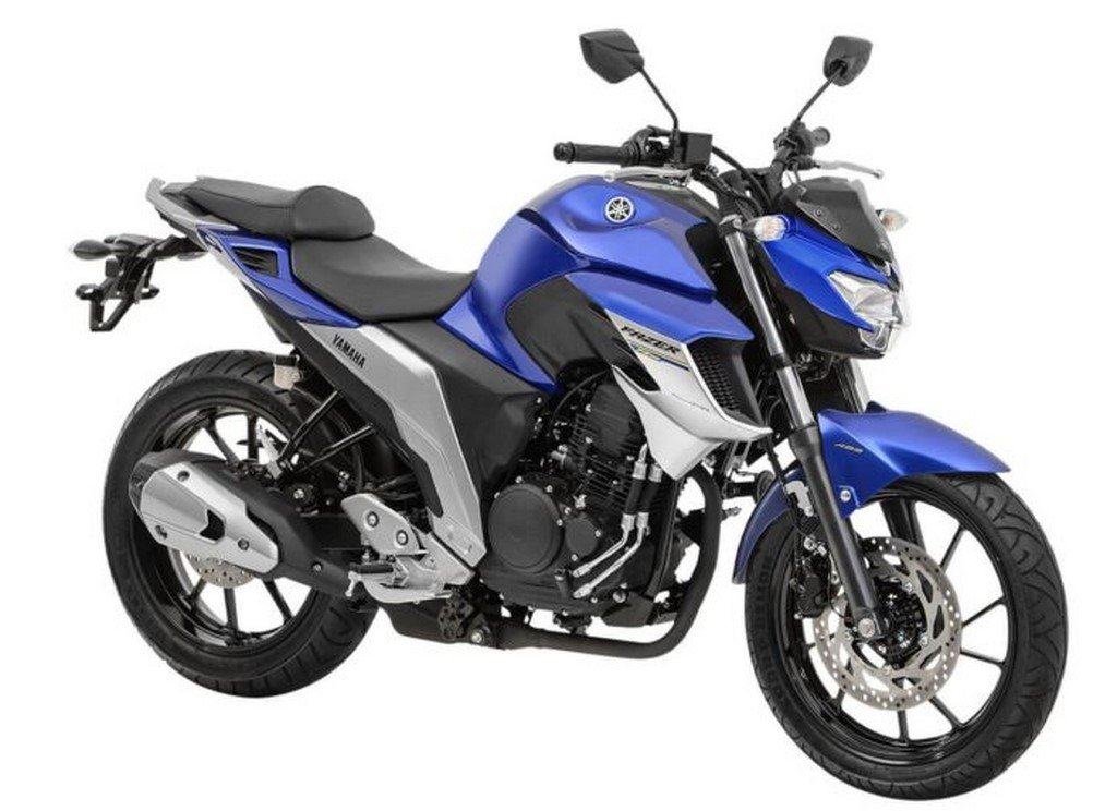 yamaha fazer 250 abs launched in brazil motorbeam