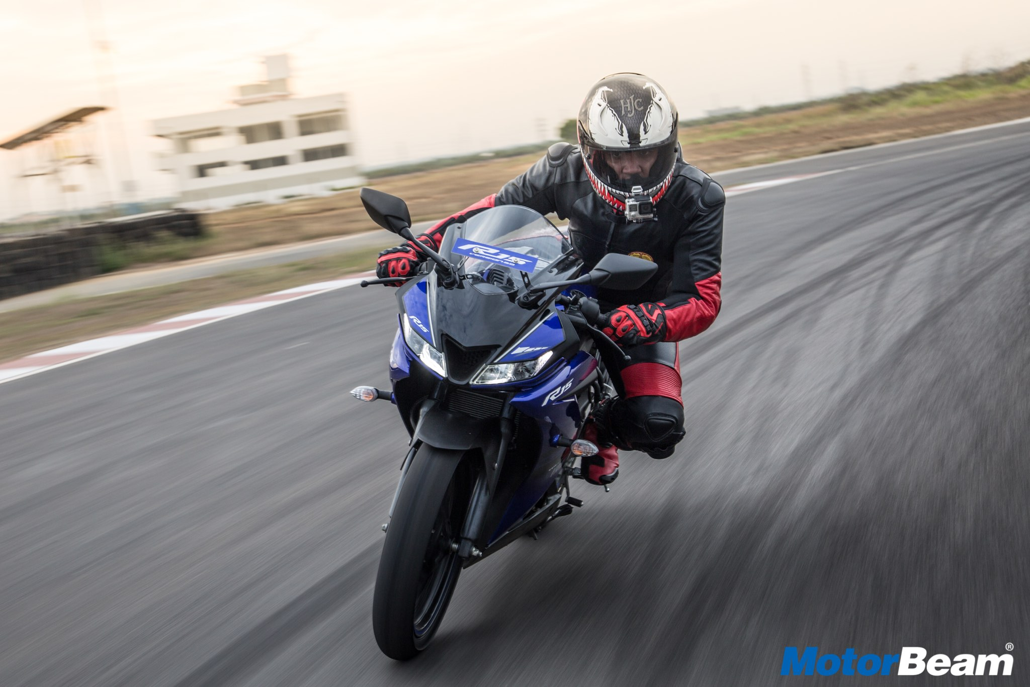 2018 Yamaha R15 V3 Video Review