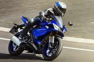 2018 Yamaha YZF R125 Front