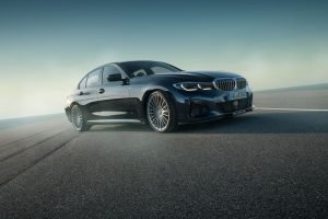 2019 Alpina B3 Front Right