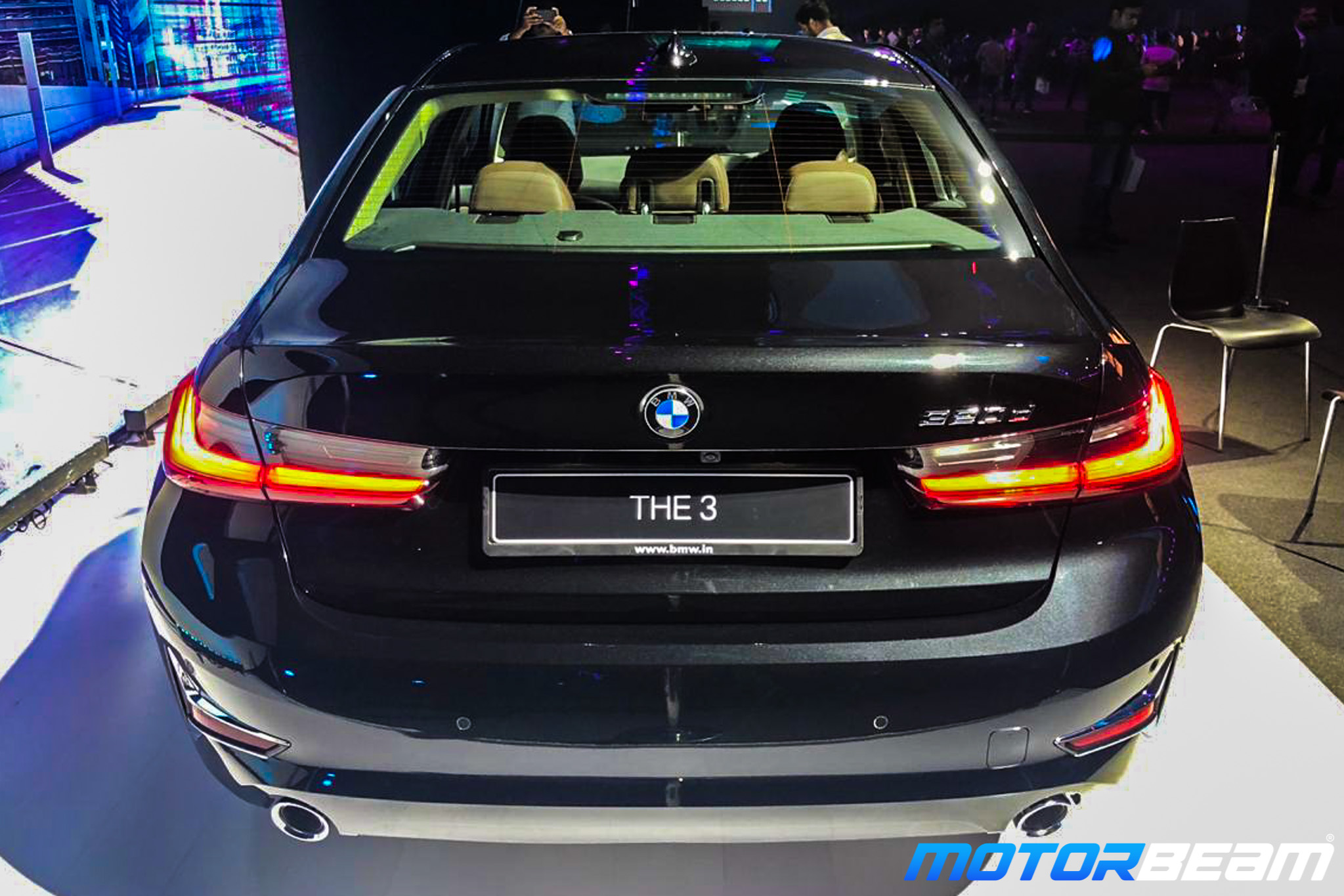 2019 BMW 3-Series Features
