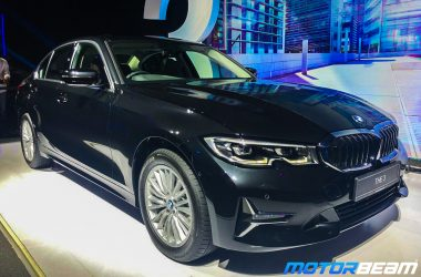 2019 BMW 3-Series India Launch