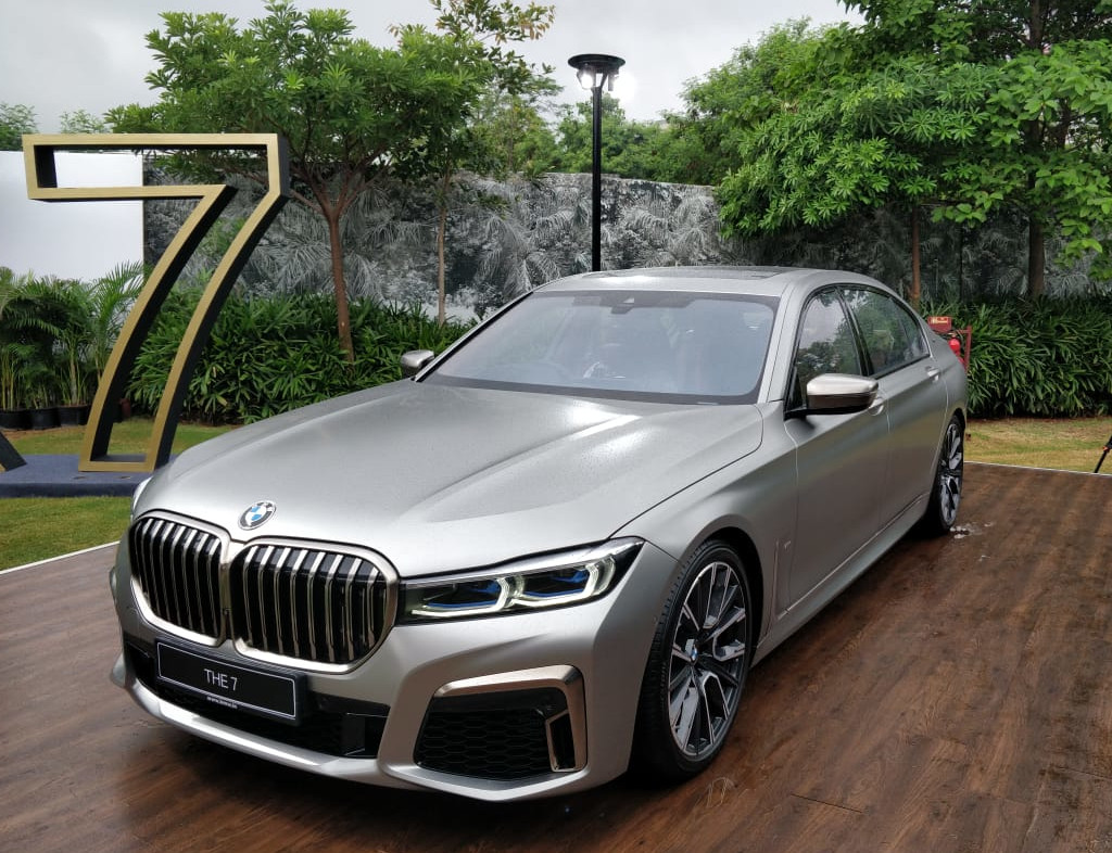 2019 Bmw 7 Series Price Starts At Rs 1 2 Crore Motorbeam